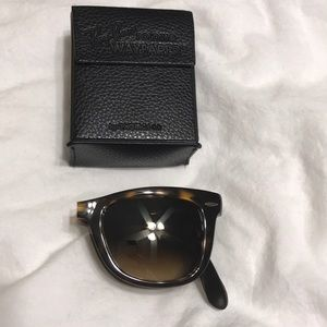 Ray Ban - Tortoise Light Brown Gradient Folding